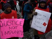 Sis mil activistes van participar a la trobada sobre violència contra les dones de l'ONU
