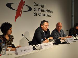 """Miquel Sàmper: """"La futura Llei de seguretat ciutadana del PP vulnera drets fonamentals de la Constitució"""""""