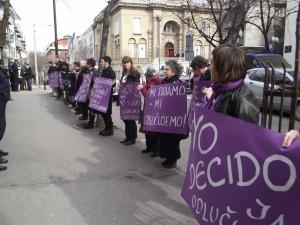 Solidaridad con las feministas del Estado Español