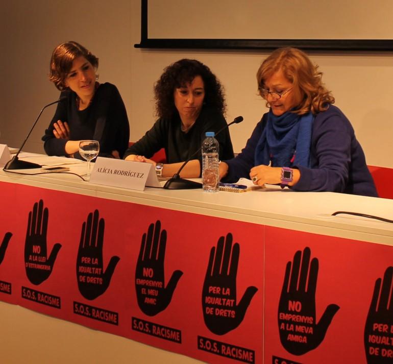 Presentació Informe 2013 sobre Racisme