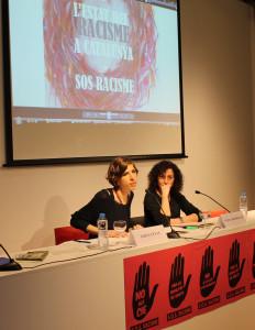 Presentació Informe 2013 SOS Racisme