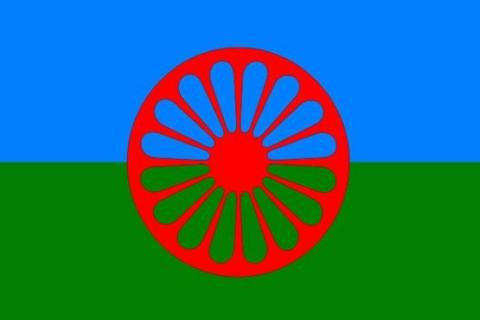 bandera romaní