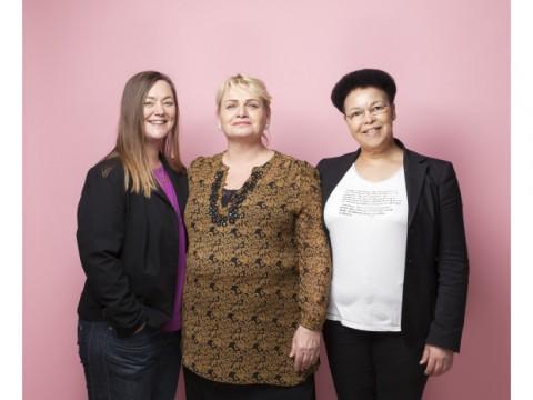 Candidates del Partit Feminista de Suècia al Parlament Europeu