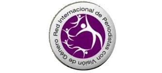Logo Red de Periodistas con Visión de Género
