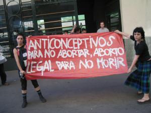 Les dones xilenes que poden avortar legalment.