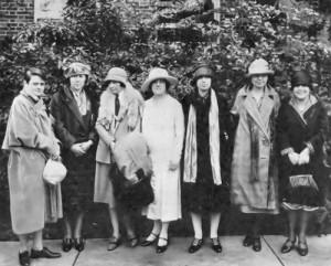 AWC, 1909
