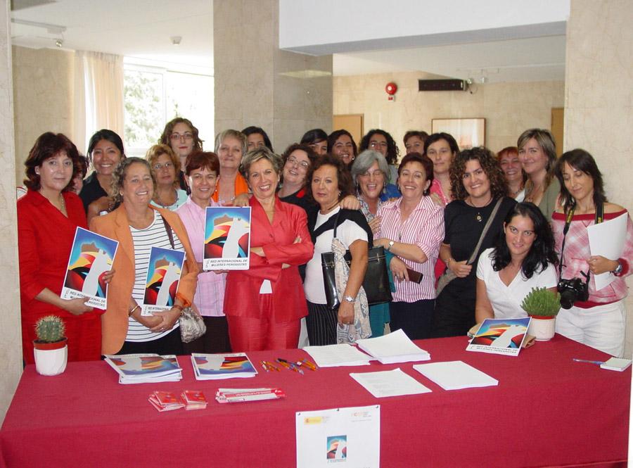 Red Internacional de Mujeres Periodistas y Comunicadoras – Madrid