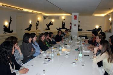 Mujeres Periodistas del Mediterráneo