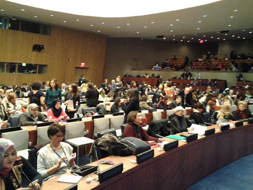 Plenari Beijing +20