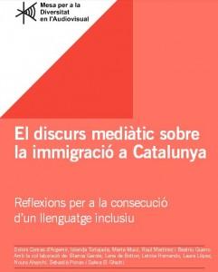 El discurs mediàtic sobre la immigració a Catalunya