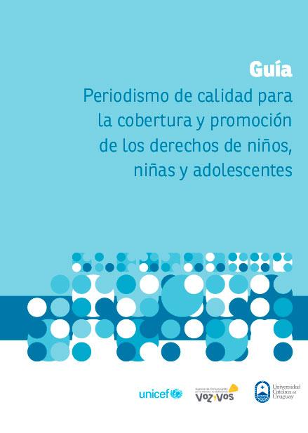 Guía protección derechos niños, niñas y adolescentes