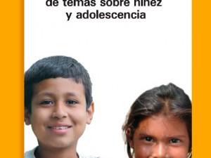 Cobertura informativa de temas sobre niñez y adolescencia