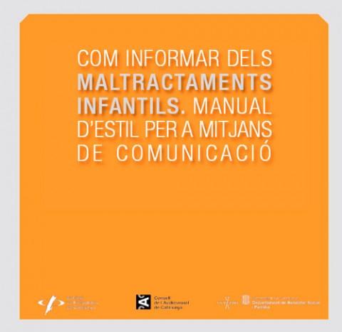Manual Com informar dels maltractaments infantils
