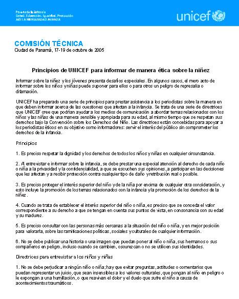 Principis Unicef