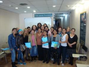 Mujeres Pa'lante