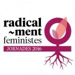 Logo jornades Radicalment Feministes