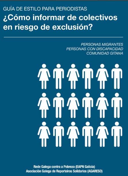 Cómo informar de colectivos en riesgo de exclusión