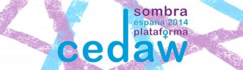 Logo Plataforma Cedaw España 2014