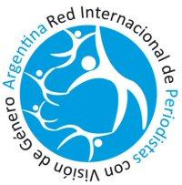 Logo de la Red Intenacional de Periodistas con Visión de Género. Argentina