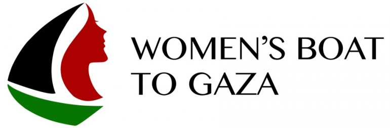 Logo Women's boat to Gaza