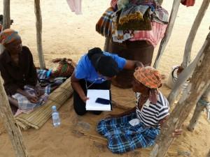 Contra la ceguesa evitable, apoderament femení
