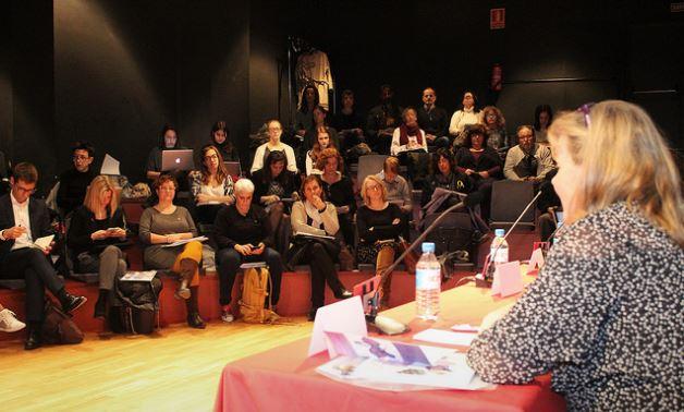 Primera acció d'incidència feminista a nivell europeu de Feminist Europe
