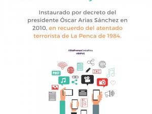 Costa Rica: Dia Nacional del Periodista