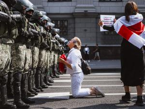 L'oposició democràtica de Bielorússia guardonada amb el Premi Sàkharov