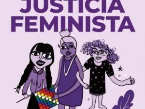 """""""Davant les violències masclistes, justícia feminista"""""""